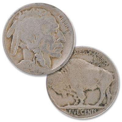 Image for 1920-D Buffalo Nickel from Littleton Coin Company