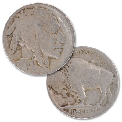 Image for 1920-S Buffalo Nickel from Littleton Coin Company