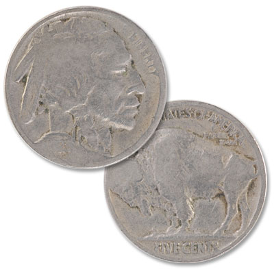 Image for 1923 Buffalo Nickel from Littleton Coin Company