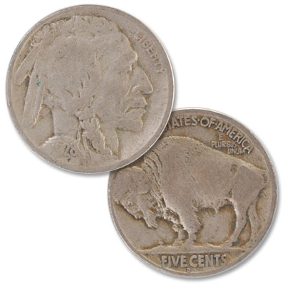 Image for 1928-D Buffalo Nickel from Littleton Coin Company