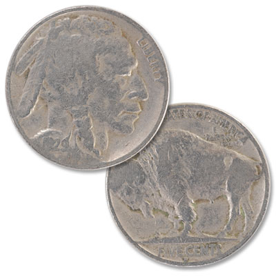 Image for 1929-D Buffalo Nickel from Littleton Coin Company