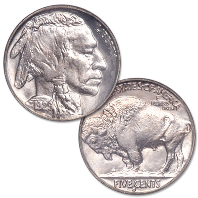 Image for 1929-S Buffalo Nickel from Littleton Coin Company