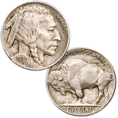 Image for 1930 Buffalo Nickel from Littleton Coin Company