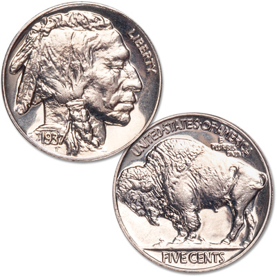 Image for 1937 Buffalo Nickel from Littleton Coin Company