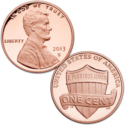 Image for 2013-S Lincoln Head Cent from Littleton Coin Company