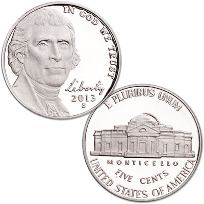 Image for 2013-S Jefferson Nickel from Littleton Coin Company