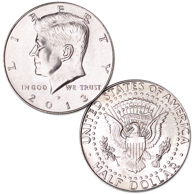 Image for 2013-P Kennedy Half Dollar from Littleton Coin Company