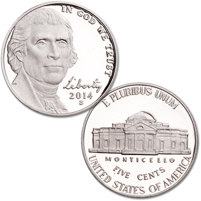 Image for 2014-S Jefferson Nickel from Littleton Coin Company