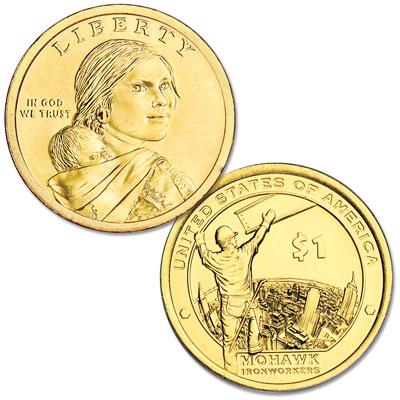 Image for 2015-P Native American Dollar from Littleton Coin Company