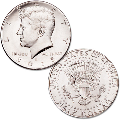 Image for 2015-D Kennedy Half Dollar from Littleton Coin Company