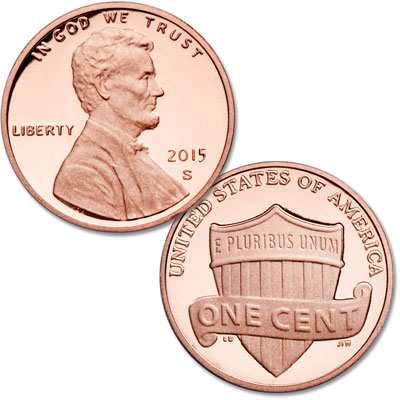 Image for 2015-S Lincoln Head Cent from Littleton Coin Company