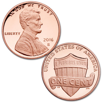 Image for 2016-S Lincoln Head Cent from Littleton Coin Company
