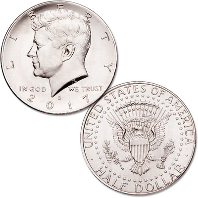 Image for 2017-D Kennedy Half Dollar from Littleton Coin Company