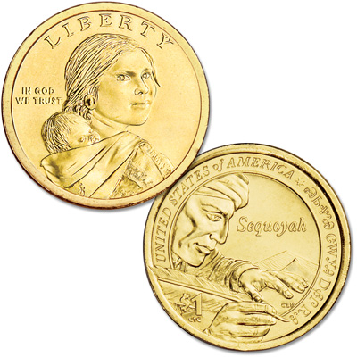 Image for 2017-D Native American Dollar from Littleton Coin Company