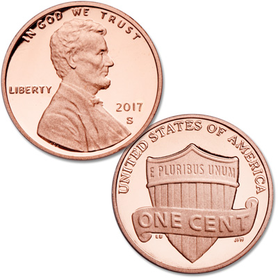 Image for 2017-S Lincoln Head Cent from Littleton Coin Company