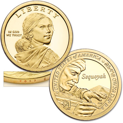 Image for 2017-S Native American Dollar from Littleton Coin Company