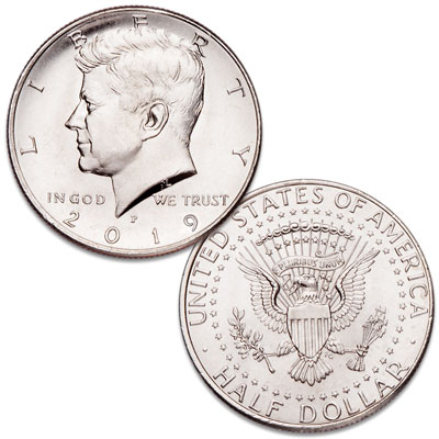 Image for 2019-P Kennedy Half Dollar from Littleton Coin Company