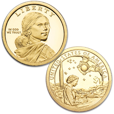 Image for 2019-S Native American Dollar from Littleton Coin Company