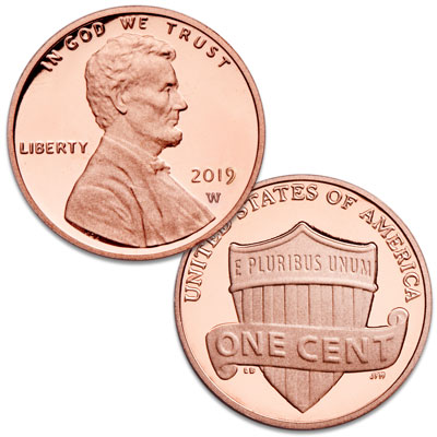Image for 2019-W Lincoln Head Cent from Littleton Coin Company