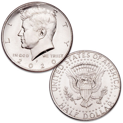Image for 2020-P Kennedy Half Dollar from Littleton Coin Company