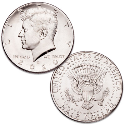 Image for 2020-D Kennedy Half Dollar from Littleton Coin Company