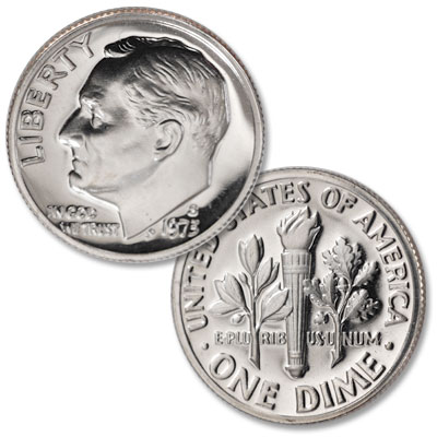 Image for 1973-S Roosevelt Dime from Littleton Coin Company