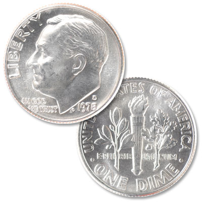 Image for 1978-D Roosevelt Dime from Littleton Coin Company