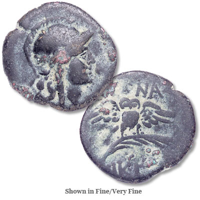 Image for 500-30 B.C. Ancient Greek Coin from Littleton Coin Company