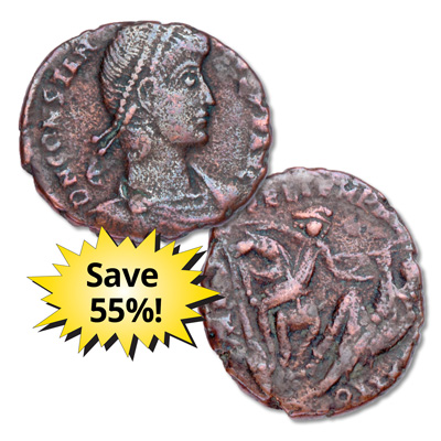 Image for Ancient Roman Coin Club from Littleton Coin Company