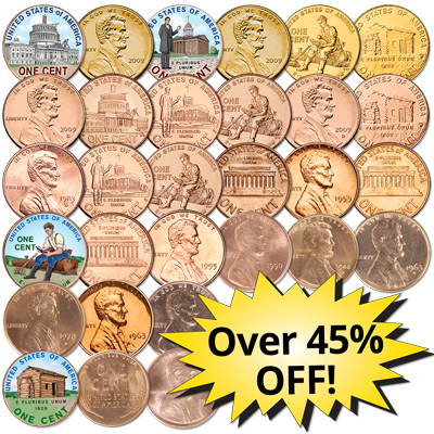 Image for Lincoln Cent Collectors Club from Littleton Coin Company