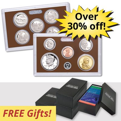 Image for United States Proof Set Club from Littleton Coin Company
