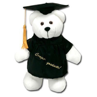 Image for Graduation Bear from Littleton Coin Company