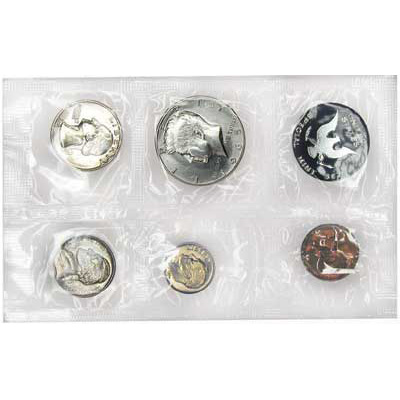 Image for 1965 Special U.S. Mint Set (Soft Holder) from Littleton Coin Company