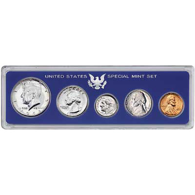 Image for 1966 Special U.S. Mint Set (Hard Holder) from Littleton Coin Company