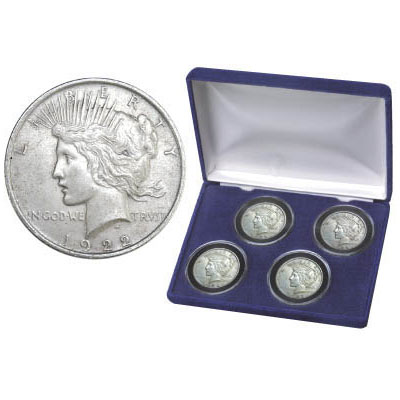 Image for 1922-1925 Peace Silver Dollar Set from Littleton Coin Company