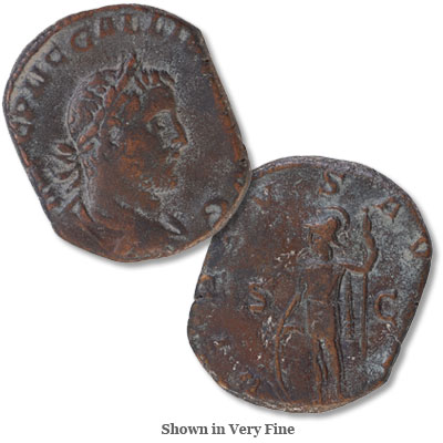 Image for A.D.253-268 Gallienus Bronze Sestertius from Littleton Coin Company