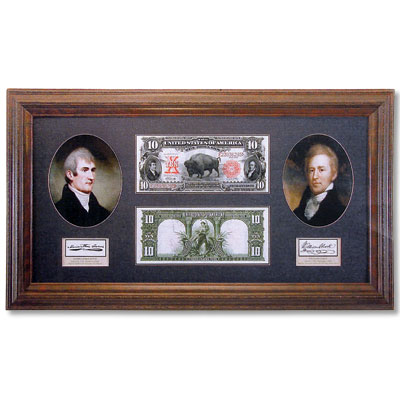 Image for Lewis & Clark Currency Presentation from Littleton Coin Company