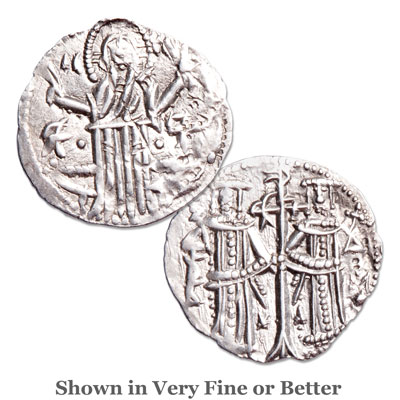 Image for 1331-1355 Medieval Bulgaria Silver Grosch from Littleton Coin Company