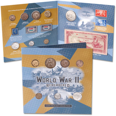 Image for World War II Remembered Collection from Littleton Coin Company