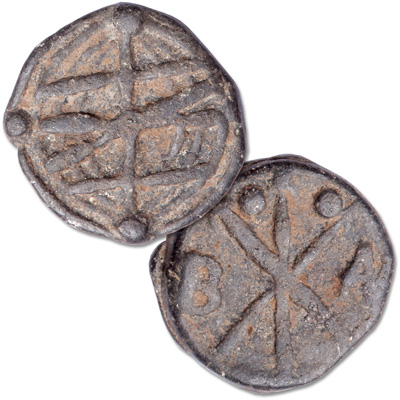 Image for A.D. 1557-1578 King Sebastian Dinheiro from Littleton Coin Company
