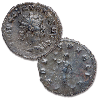 Image for A.D. 268-270 Claudius II Bronze Antoninianus from Littleton Coin Company