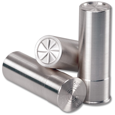 Image for 5 oz. Silver Shotgun Shell from Littleton Coin Company