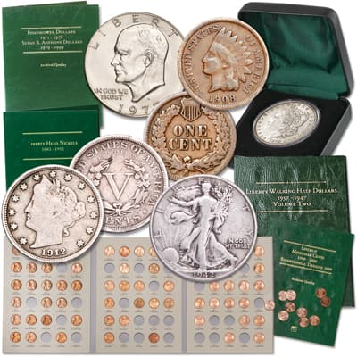 Image for Super Saver Sets from Littleton Coin Company