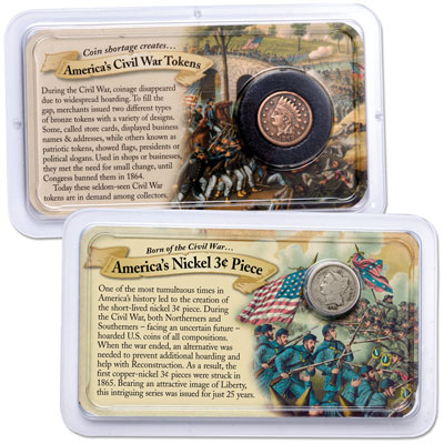Image for Civil War Showpak Set from Littleton Coin Company