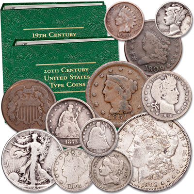 Image for Buy 19th- & 20th-Century Starter Sets from Littleton Coin Company