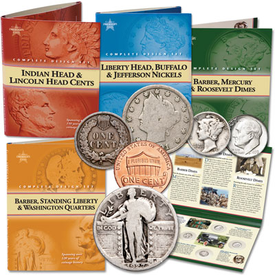 Image for Classic American Coin Sets from Littleton Coin Company