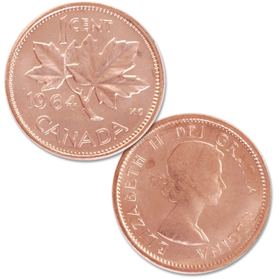 Image for 2012 Canada 1 Cent from Littleton Coin Company
