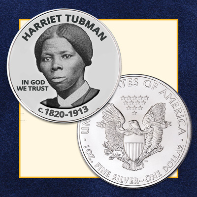 Image for Prominent Women in U.S. History - Silver American Eagle Series Subscription Program from Littleton Coin Company