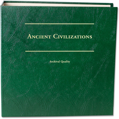 Image for Ancient Civilizations Coin Album from Littleton Coin Company