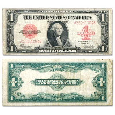 Image for Series 1923 $1 Large Size Legal Tender Note from Littleton Coin Company